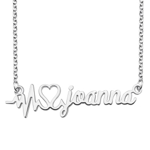 5278088026903 Personalized Cute Name Necklace Sterling Silver